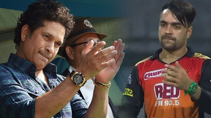 IPL 2018: Rashid Khan replies to Sachin Tendulkar's praising words on Twitter