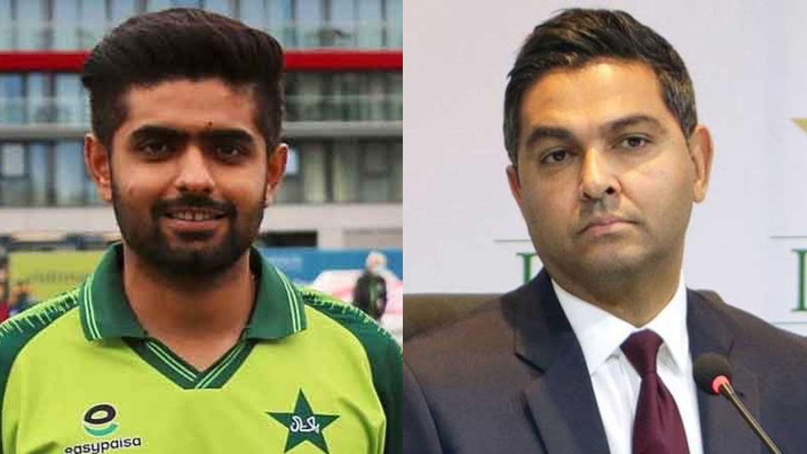 PCB CEO Wasim Khan refutes reports of Babar Azam being unhappy with T20 World Cup squad