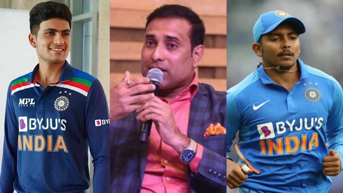IND v ENG 2021: Prithvi Shaw is in queue because India have Shubman Gill, says Laxman