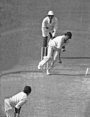 16, October, 1978 - Kapil Dev debuts for India against Pakistan in Faisalabad | The Hindu