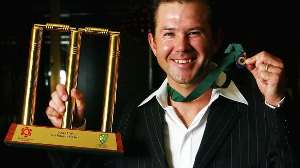 Ricky Ponting shares his favorite memorabilia from 17-year-long cricket career