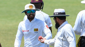 Sri Lanka captain Dinesh Chandimal charged with a Level 2 offense by ICC
