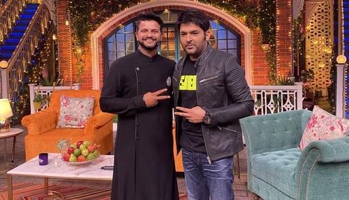 Suresh Raina and Kapil Sharma | Twitter