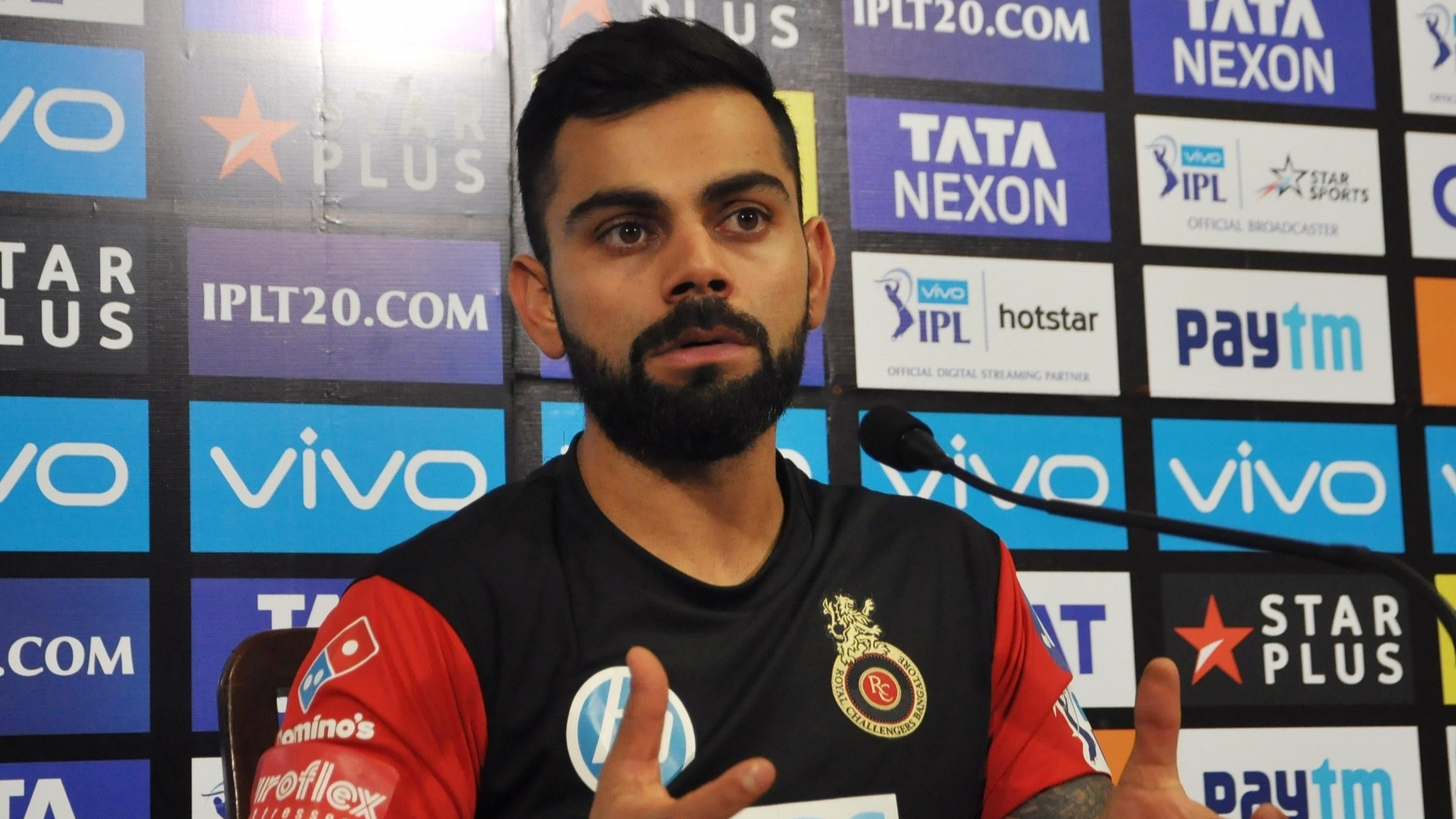 IPL 2018: RCB skipper Virat Kohli ready to bat at number 3, giving up his opening spot