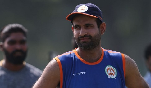 Baroda axes Irfan Pathan for Syed Mushtaq Ali T20 tournament