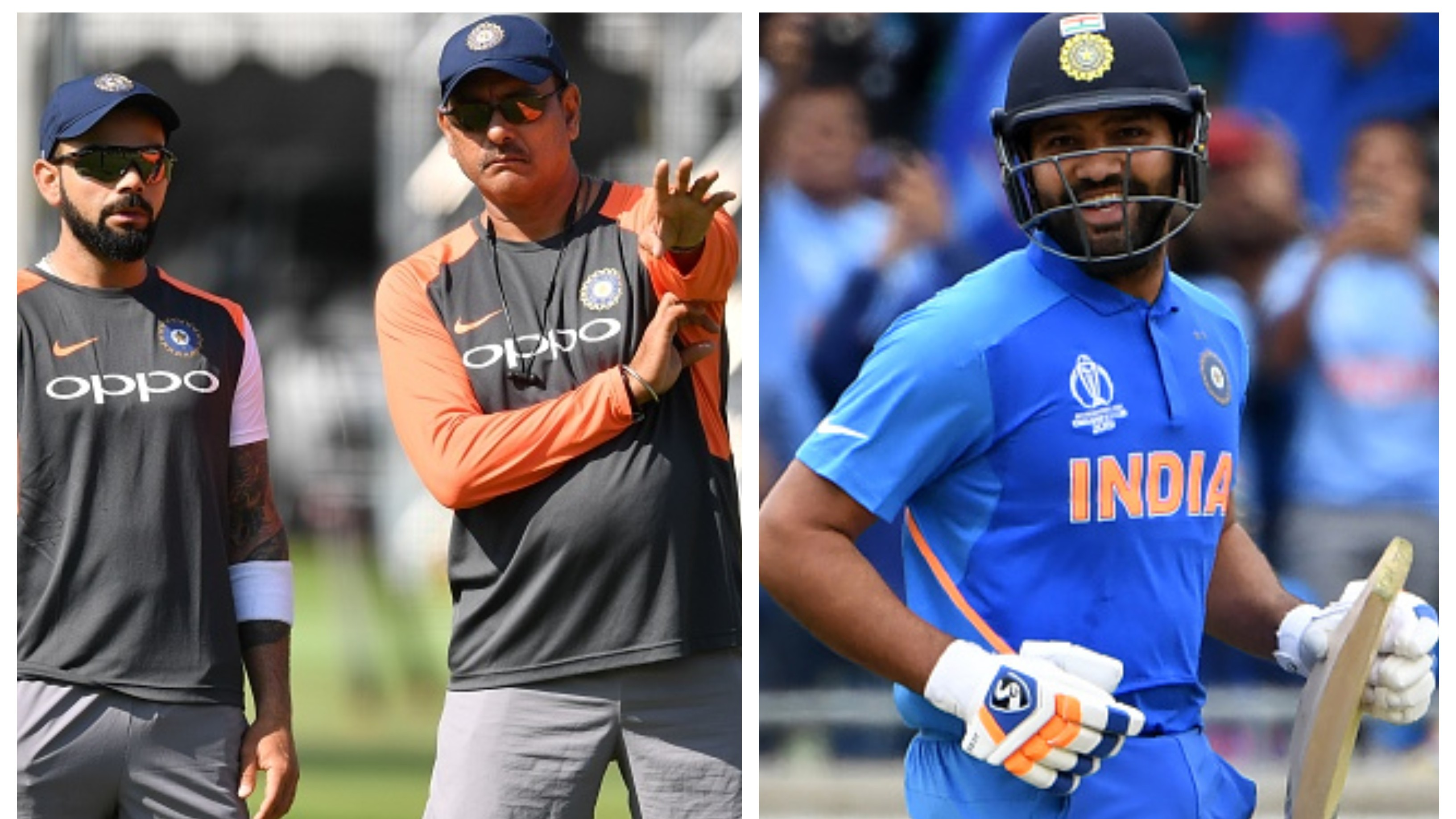 IND v SA 2019: Team management asks Rohit Sharma to be more vocal on the field in Dhoni's absence