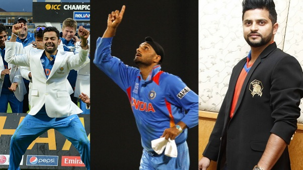 Harbhajan Singh receives birthday wishes from Indian cricketers on Twitter