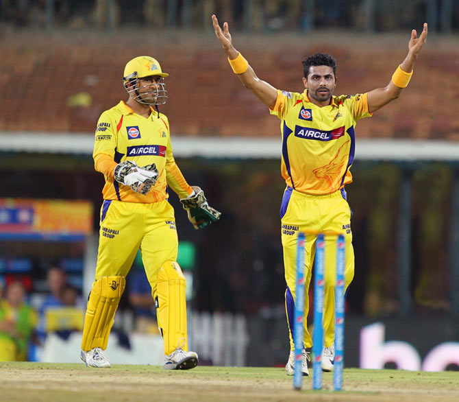 IPL 2018: Ravindra Jadeja reveals MS Dhoni's motivational words for him