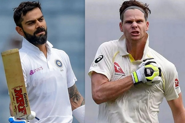 This year Smith was at the top for 313 days and Kohli for 51