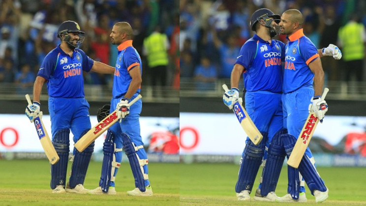 Asia Cup 2018: Rohit Sharma reveals what he and Shikhar Dhawan discuss during their partnership