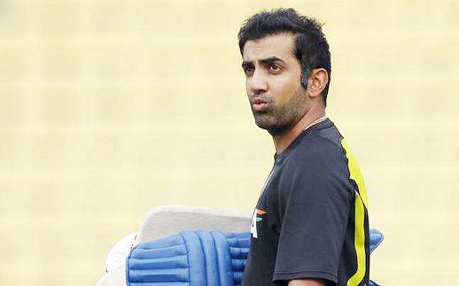 Gautam Gambhir may be dropped from Delhi side for the upcoming T20 tournament