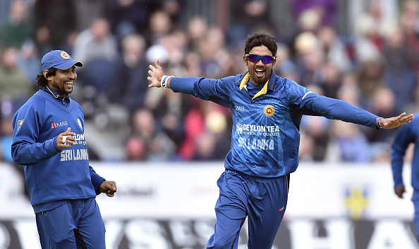 Senanayake made his international debut in 2012 | Getty Images