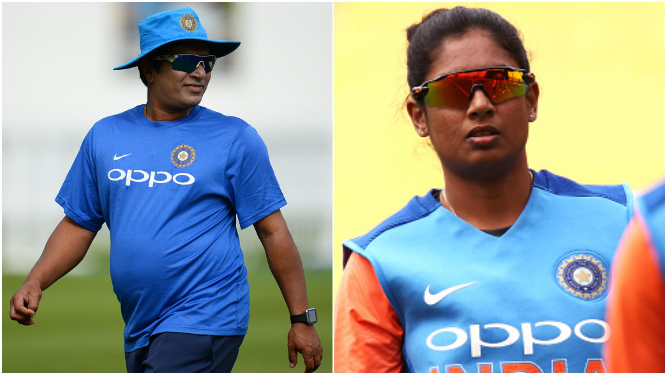 पूर्व महिला टीम के कोच तुषार अरोठे ने मिथली राज को टीम से बहार रखने पे कहा यह