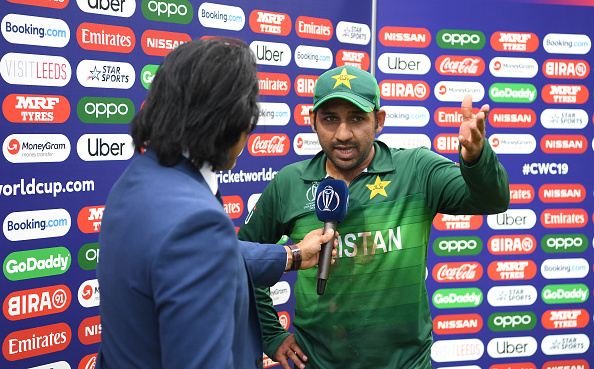 Sarfaraz Ahmed | GETTY