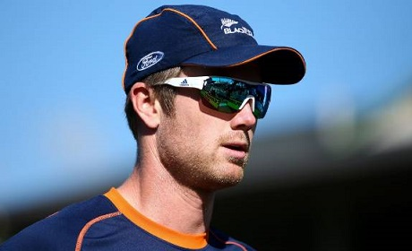 New Zealand all-rounder Jimmy Neesham takes an indefinite break from the game