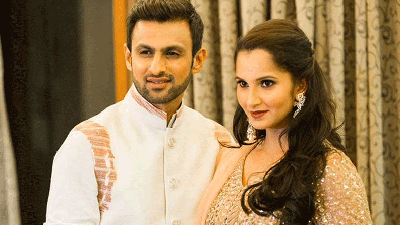 Wishes pour in from cricket fraternity after Sania Mirza and Shoaib Malik become parents