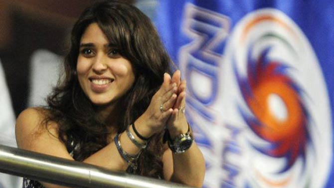 Ritika Sajdeh faced the ire of MS Dhoni fans after her 'Captain Cool' post for Rohit Sharma