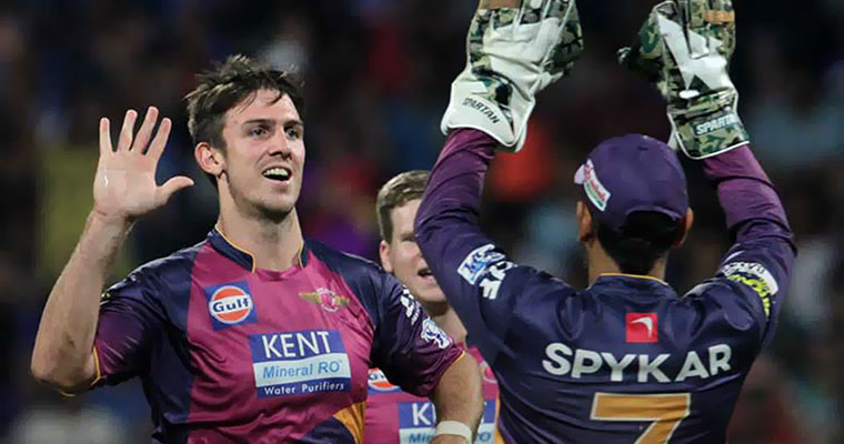 In 2016, Marsh was signed for $1 million (INR 4.8 crore) by Rising Pune Supergiant in the IPL auction