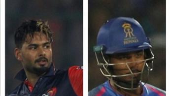IPL 2018 : सैयद किरमानी के अनुसार ऋषभ पंत और संजू सैमसन को और तैयारी की हैं जरूरत