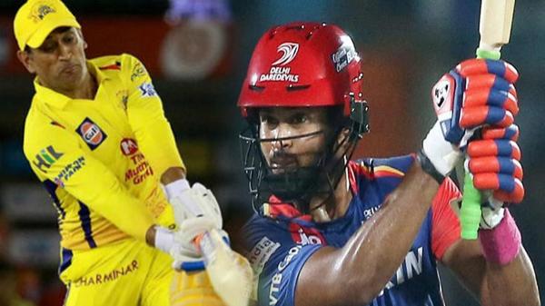 IPL 2018: DD v CSK- आज दिल्ली डेयरडेविल्स के सामने चेन्नई सुपरकिंग्स को रोकने की चुनौती