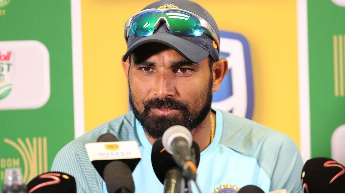 Mohammed Shami rubbishes the allegations made against him by his wife