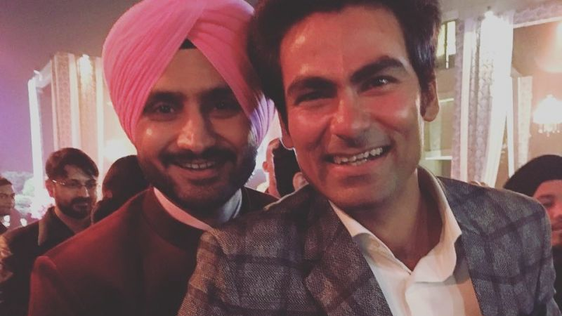 Mohammad Kaif stuns Harbhajan Singh with a funny reply