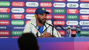 CWC 2019: Bumrah has worked hard and improved a lot on his fielding, says fielding coach R Sridhar