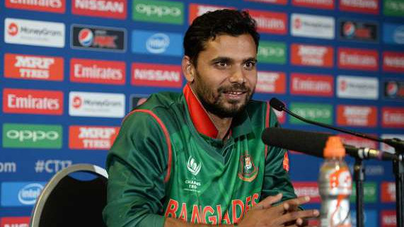 Asia Cup 2018: We will try to find out our best combination for the World Cup, says Mashrafe Mortaza