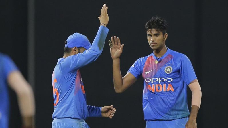 Nidahas Tri-series 2018: Washington Sundar enjoys bowling in powerplays