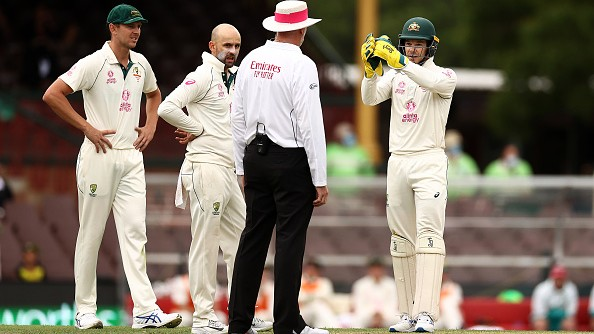 """AUS v IND 2020-21: 'F****g consistency, Blocker"""", Tim Paine loses cool after unsuccessful review"""