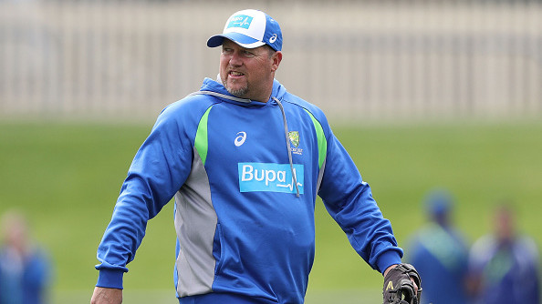 David Saker steps down as Australia's bowling coach