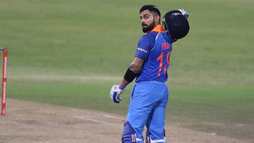 Virat Kohli says he will walk around without shirt if India wins World Cup 2019