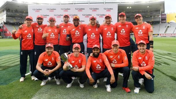 NZ v ENG 2019: Fifth T20I - Statistical Highlights