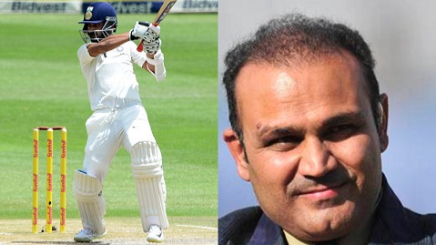 Virender Sehwag  has a unique birthday wish for Ajinkya Rahane