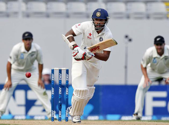 Shikhar Dhawan has an excellent temperament but not the technique. (Getty)