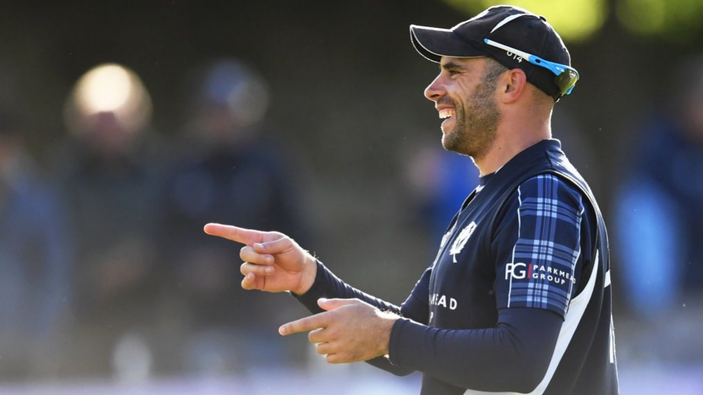 Scotland all ready to face England, says skipper Kyle Coetzer
