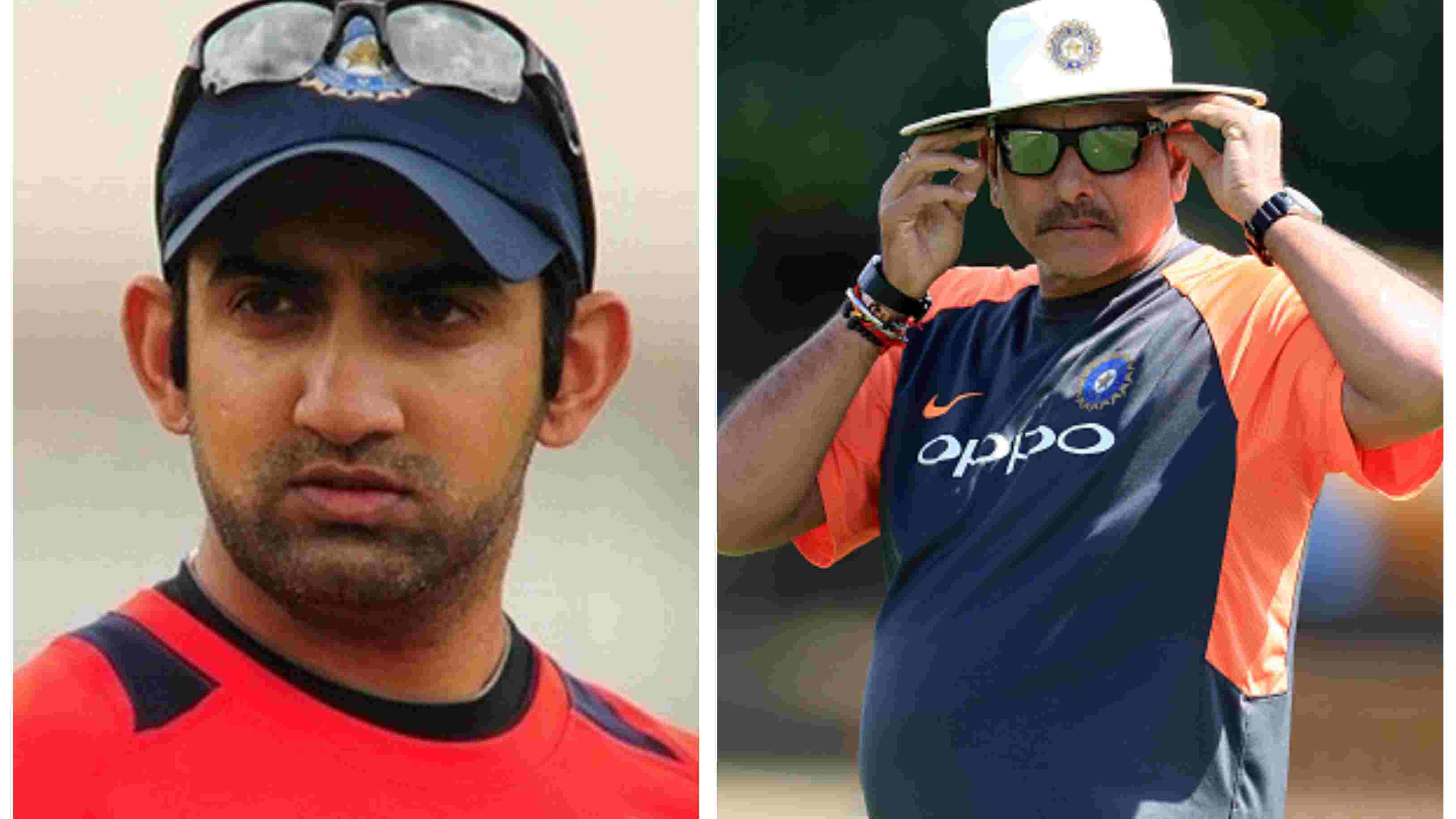 Gautam Gambhir slams Ravi Shastri for terming Kohli and company as best travelling Indian team