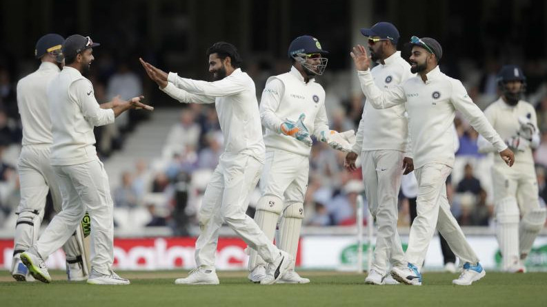 ENG v IND 2018: 5th Test, Day 1 - Statistical Highlights