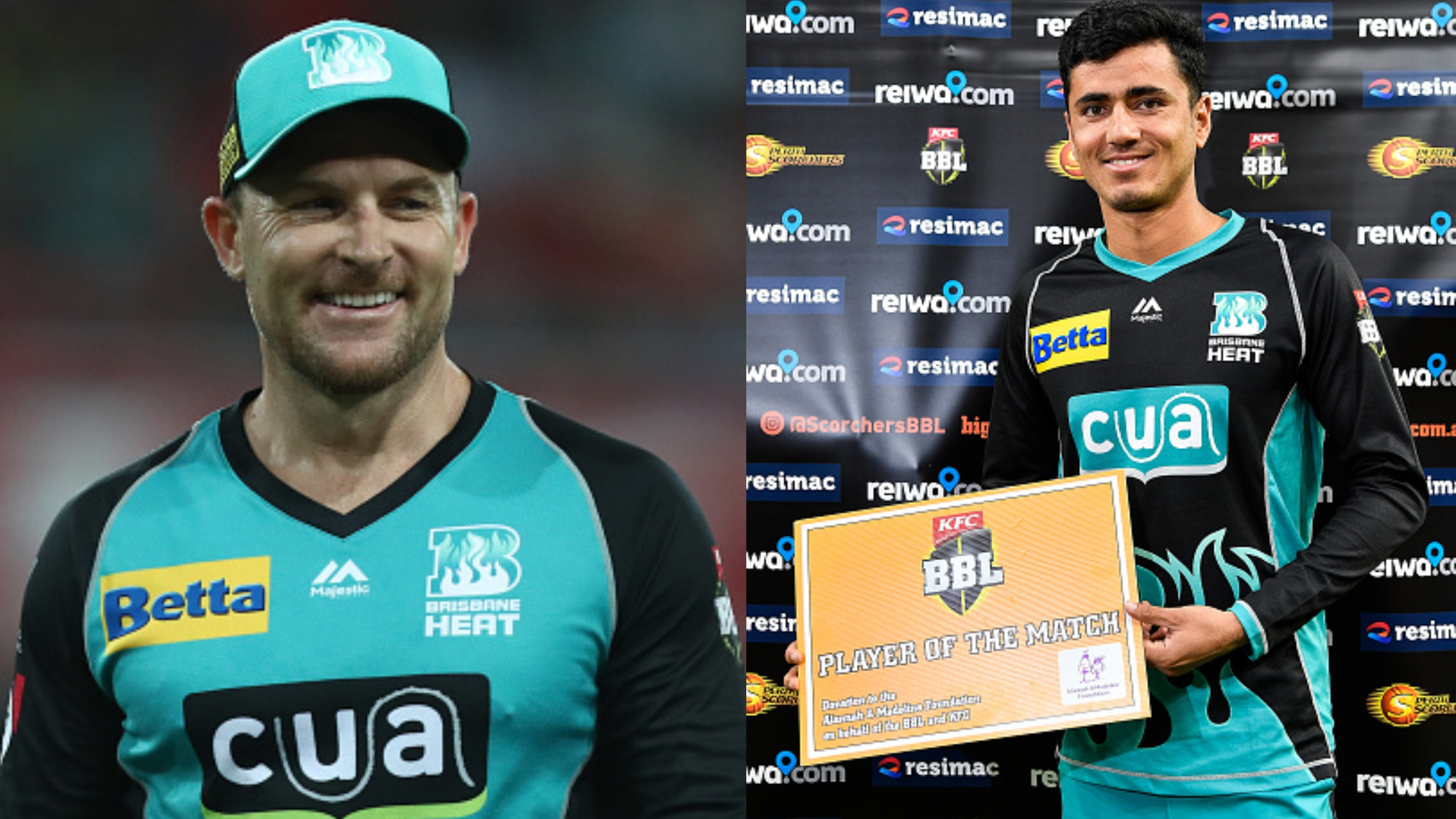 BBL 2018-19: Brendon McCullum praises Mujeeb Ur Rahman after his sizzling show in Perth
