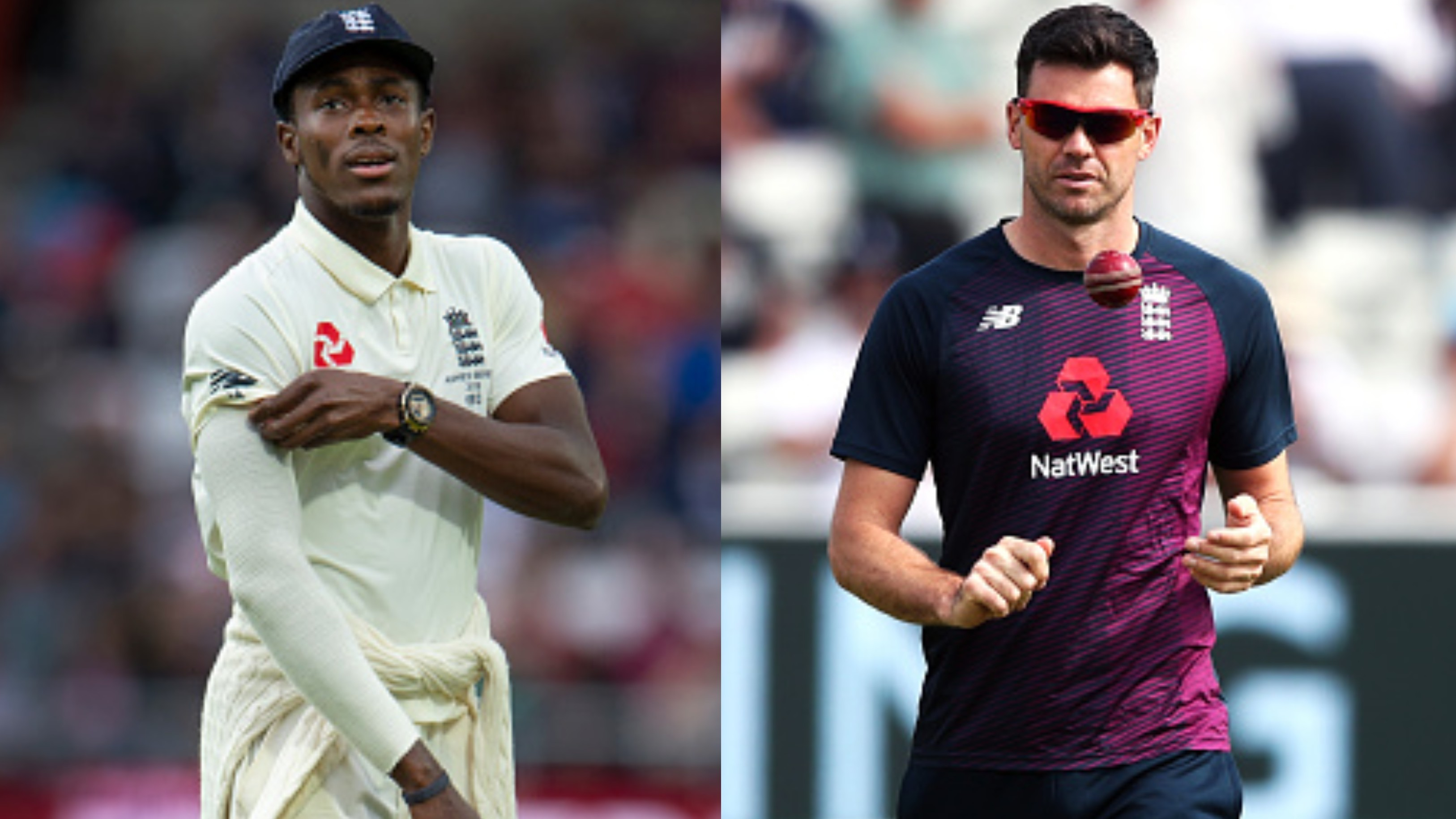 Ashes 2019: James Anderson overwhelmed by Jofra Archer's impact in international cricket