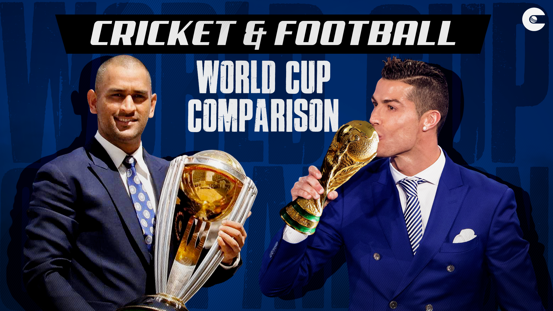 Reasons why Football World Cup beats Cricket World Cup hand down when it comes to comparison