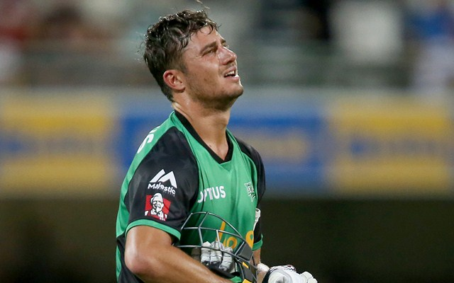 Marcus Stoinis | Getty