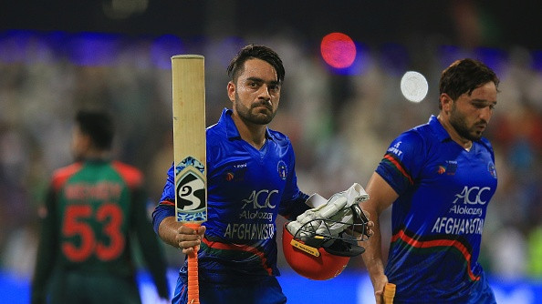 Asia Cup 2018: Rashid Khan reflects on a special day for him and Afghanistan