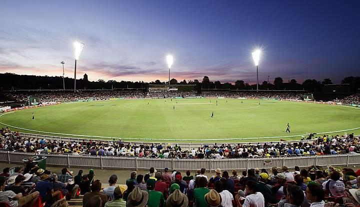 The Manuka Oval to host its maiden Test match against Sri Lanka on Friday | Cricbuzz