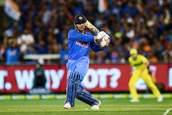 MS Dhoni scored 87* to help India beat Australia by 7 wickets at MCG | Getty Images