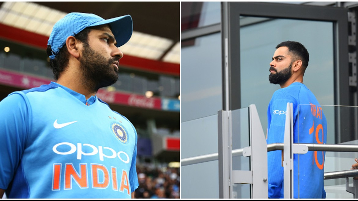 Virat Kohli and Rohit Sharma send out their prayers for flood victims in Assam and Bihar