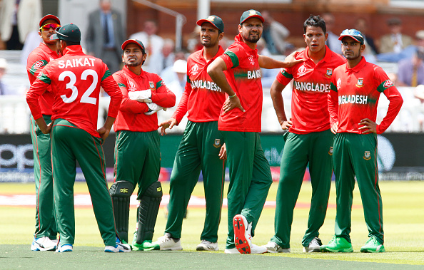 Bangladesh finished eighth on points table | Getty