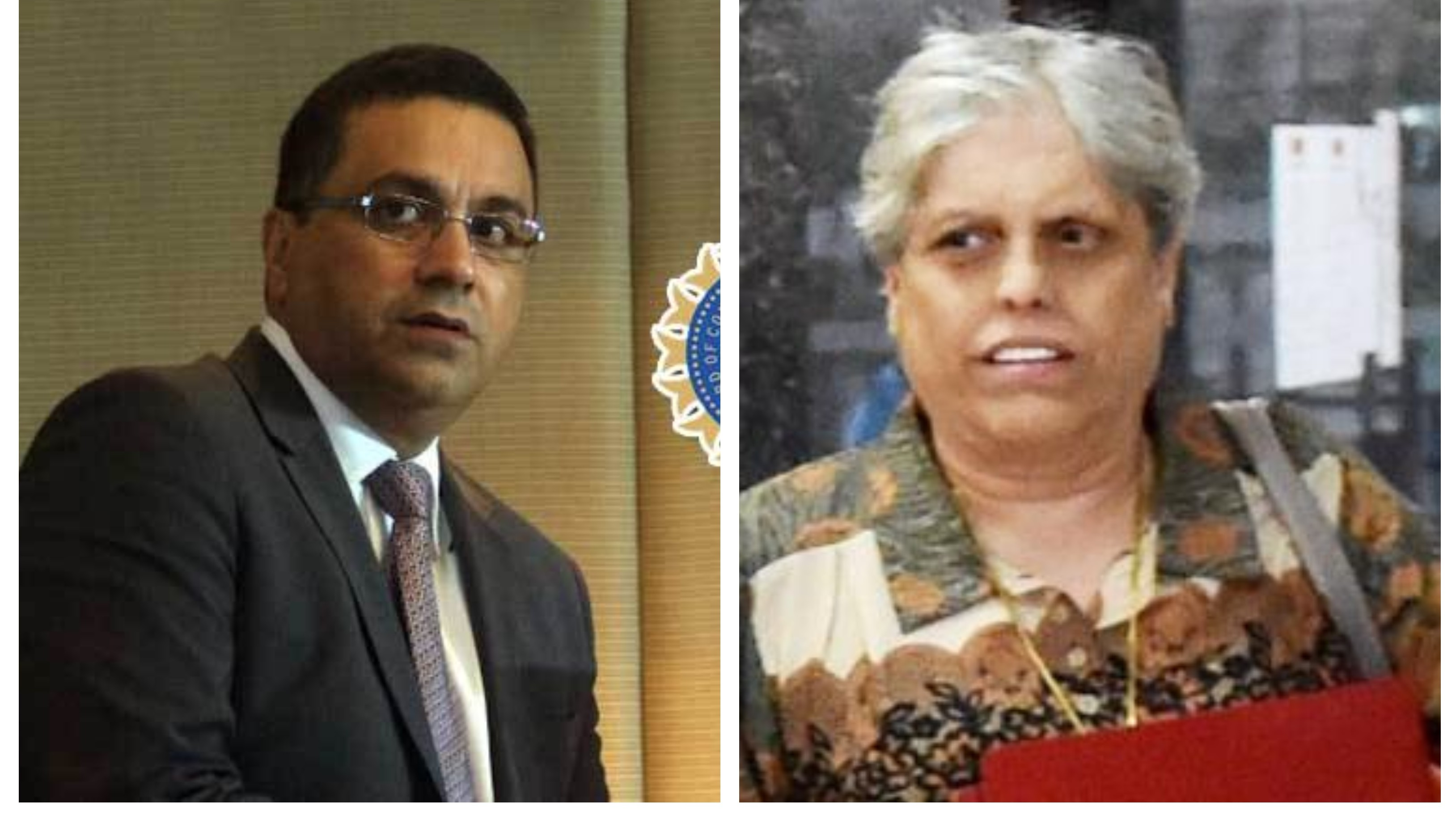Diana Edulji reiterates stance on Rahul Johri, says COA was wrong in retaining him as BCCI CEO