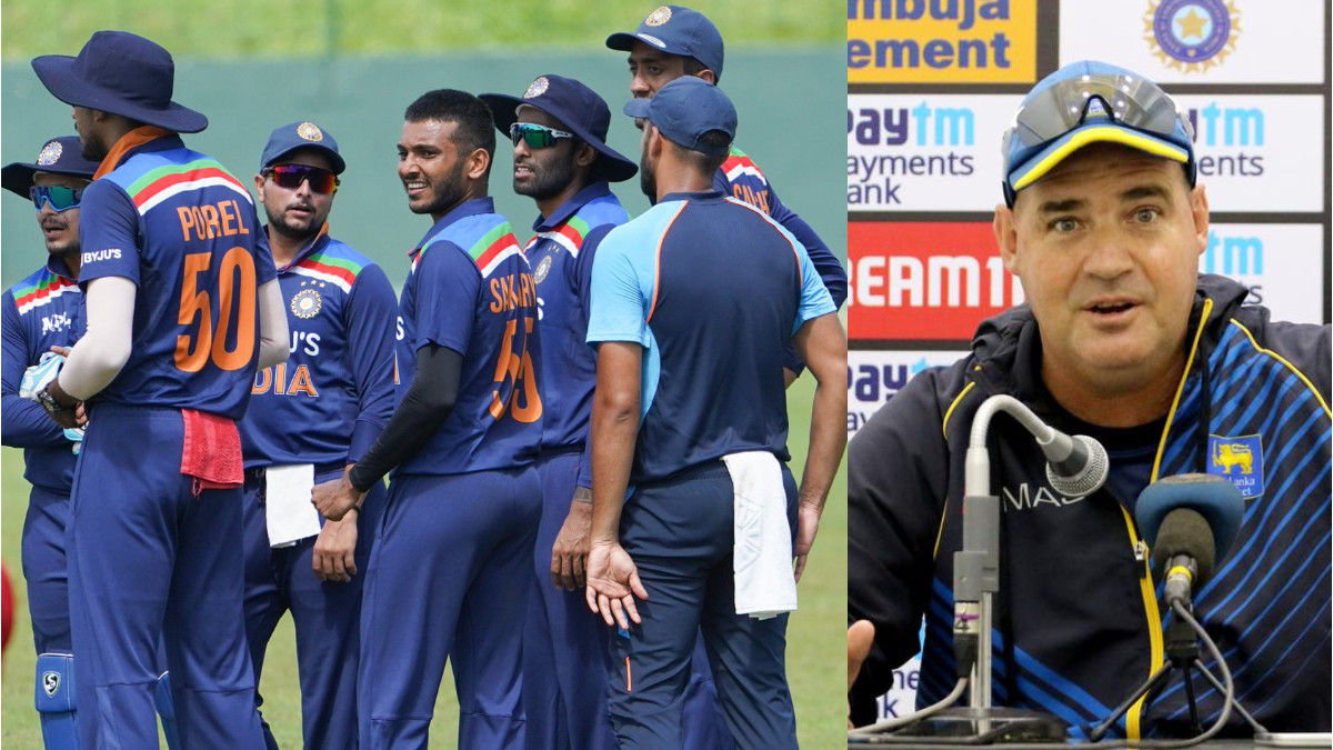SL v IND 2021: It is like an IPL All-Stars XI, SL coach Mickey Arthur on India's squad for white-ball series