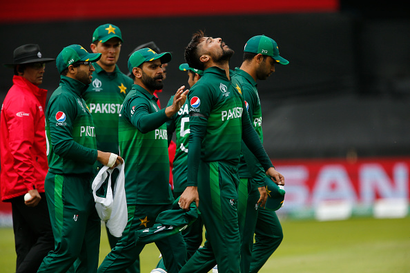 Pakistan are facing an improbable task of reaching the semis | Getty